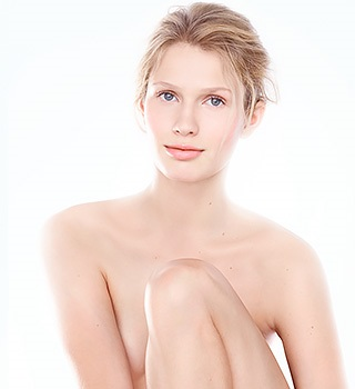 Суха, майже атопічна шкіра