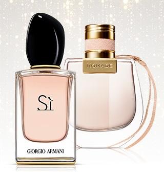 Descontos de Ano Novo - perfumes mais populares
