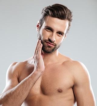 Péče o vousy pro ženicha
