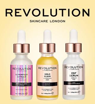 Уход за кожей от Revolution
