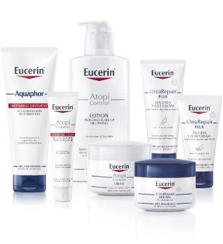 Eucerin AtopiControl + Eucerin UreaRepair