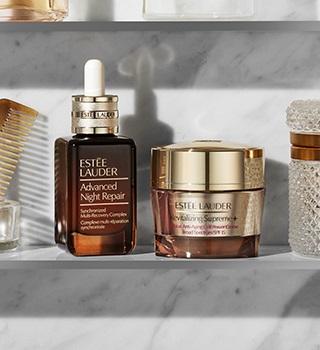 Estée Lauder produtos para cuidados da pele
