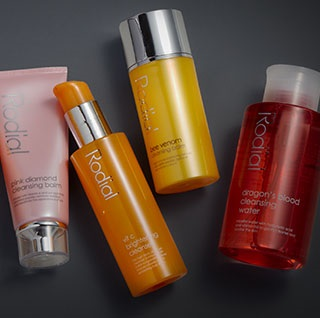 Rodial MAKEUP REMOVAL AND SKIN CLEANSING