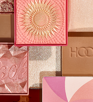 Bronzers, Blushes et Highligters