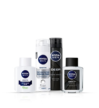 Nivea Men rakning