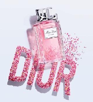 Dámske parfémy Dior