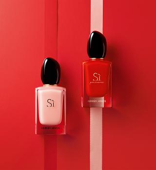 Giorgio Armani - parfumuri și cosmetice de lux