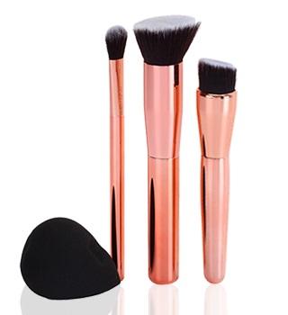 pincéis da makeup revolution