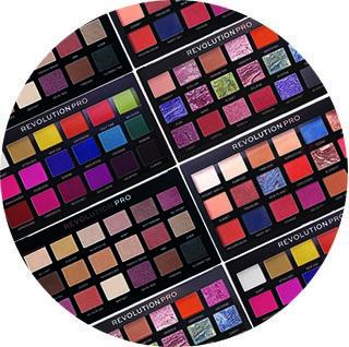 Palettes Revolution PRO