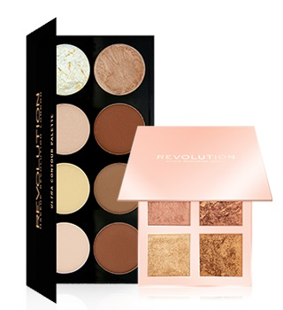 makeup revolution bronzer