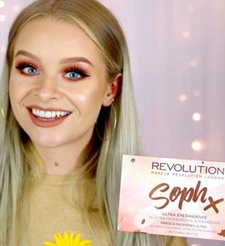 makeup revolution soph