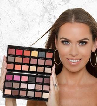 gama petra da makeup revolution