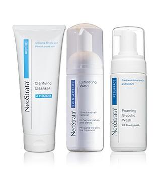 Skin cleansing