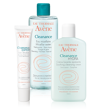 Acne and problem skin Avène