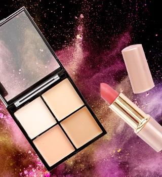 Kosmetika v akci