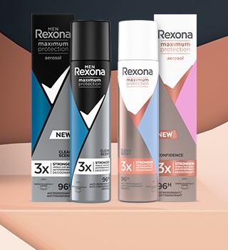 Rexona antiperspirant s maximální účinností