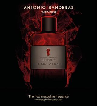Antonio Banderas Secret for Him