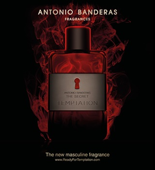 Antonio Banderas Secret for Him