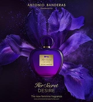 Antonio Banderas Secret for Her