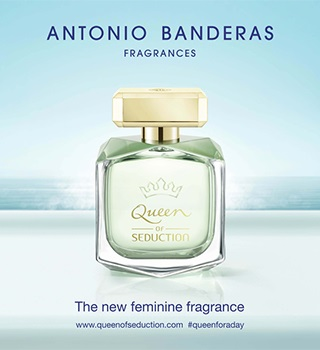 Antonio Banderas Seduction for Her
