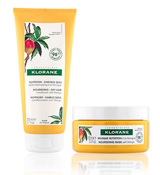 Plaukų priežiūra Klorane