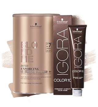 Schwarzkopf Professional - Coloración del cabello