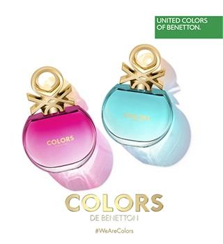 Benetton Colors of Benetton til hende