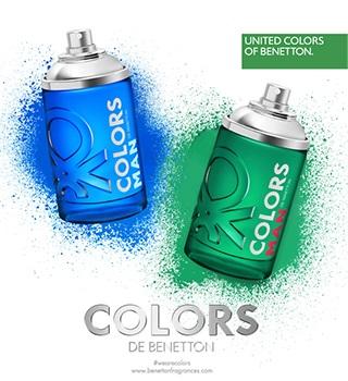 Benetton Colors of Benetton til ham