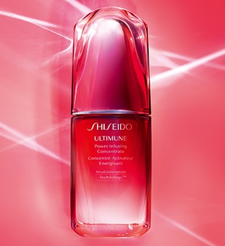 Shiseido Cele mai bine vândute