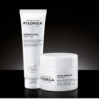 Средства Filorga для ухода за телом