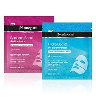Neutrogena produkty na detox a regeneraci pleti