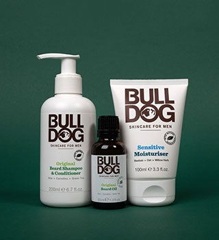 Bulldog Skincare bästsäljare