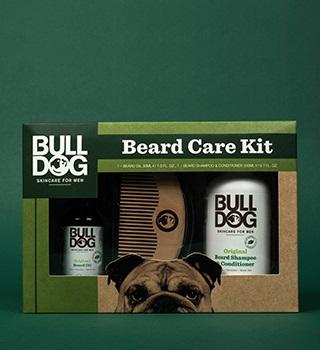 Bulldog ansiktsvård kit