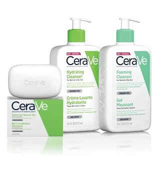 Καθαρισμός και υγιεινή CeraVe