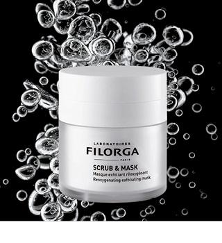 Filorga produtos para limpeza de pele e máscaras