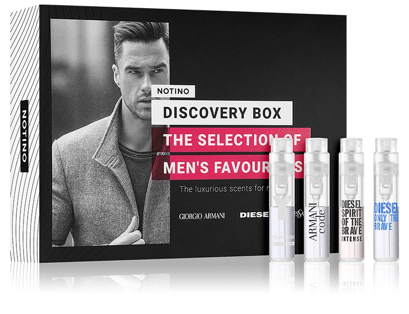 THE SELECTION OF MEN'S FAVOURITES