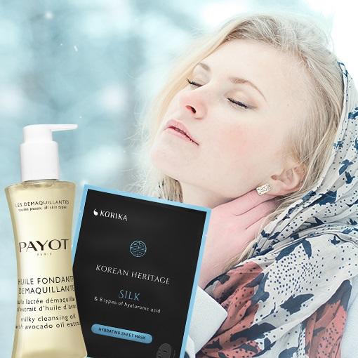 <strong><center>Inne produkty do pielęgnacji skóry zimą</strong></center>