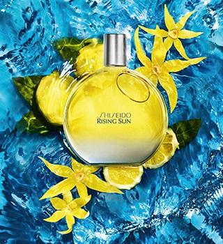 Shiseido Perfumy