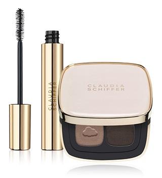 Claudia Schiffer Make Up Oczy