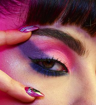 NYX Augenbrauenstift, Lidschatten, Eyeliner
