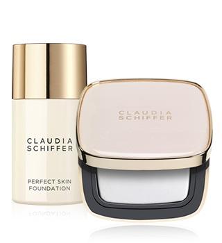 Claudia Schiffer Make Up Twarz