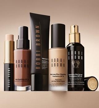 Bobbi Brown - parfumuri și cosmetice de lux