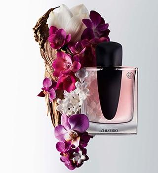 Shiseido Parfémy
