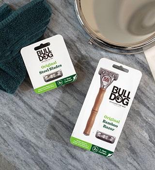 Bulldog kosmetika - holení