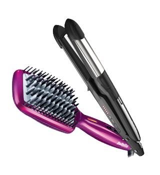 BaByliss - alisadores e escovas alisadoras