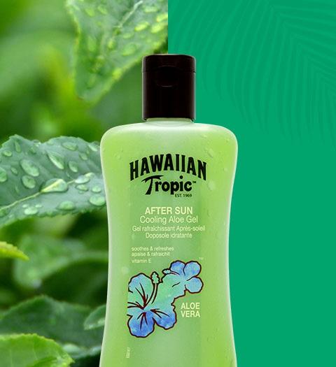 Hawaiian Tropic Prípravky po opaľovaní