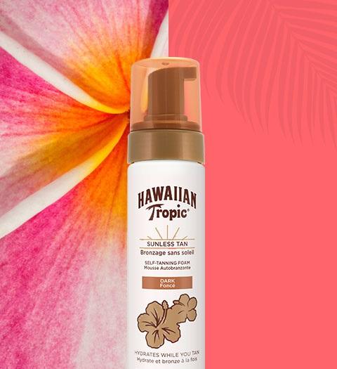 Samoopaľovacie spreje Hawaiian Tropic