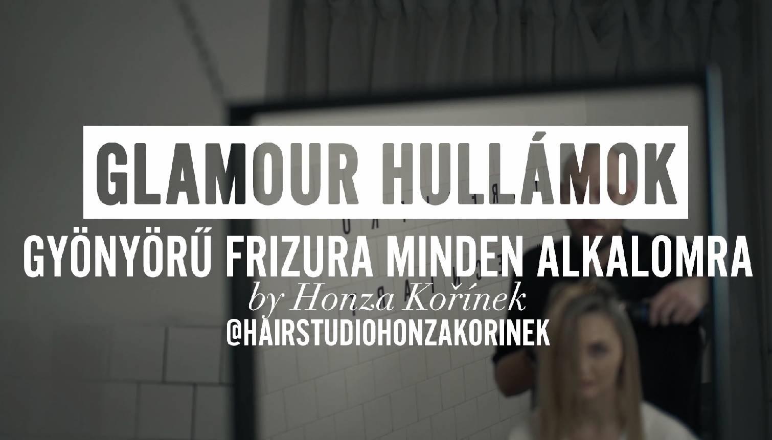 <center><strong>Glamour hullámok</strong></center>