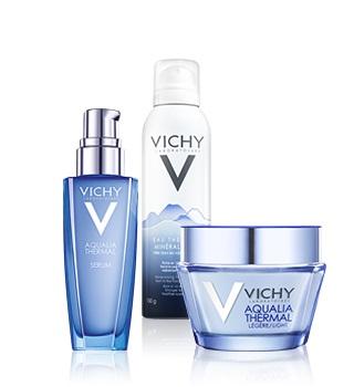 Vichy creams