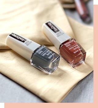 isadora nails makeup